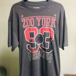 AUTHENTIC ZOO YORK Short Sleeve Shirt Vintage